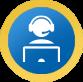 Virtual Receptionist Icon